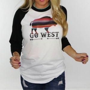 Ali Dee Ladies' Go West Baseball